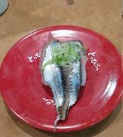 Rotating Sushi Toppi Miyamae Dori