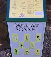 レストラン ソネット
