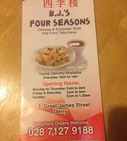 BJs Four Seasons Chinese Takeaway