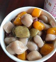 A Gan Yi Taro Balls