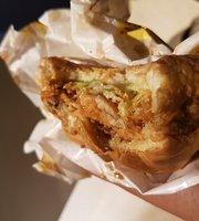 Burger Ayam Goreng NJoy