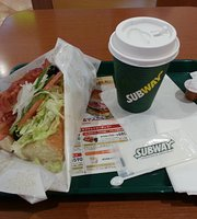 Subway Aeon Mall Fuji Minami
