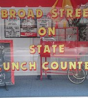 Broad Street on State Retro Diner
