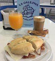 Cafeteria La Galeona