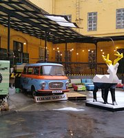 Food Truck Udvar