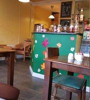 Frangipani Coffee Shop