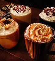 Murder by Chocolate Coffee Shop
