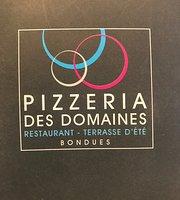 Pizzeria des Domaines