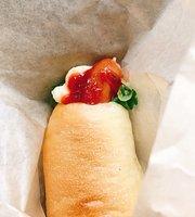 French Hot Dog & Potato Salad Leryn's One
