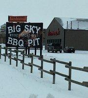 Big Sky BBQ Pit