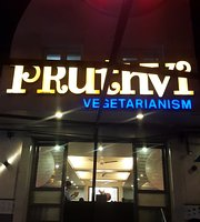 Pruthvi Vegetarianism