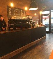 Ue Coffee And Tea shop