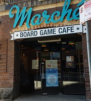 Marche Board Game cafe
