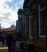 Starbucks's Corporation Street, Manchester