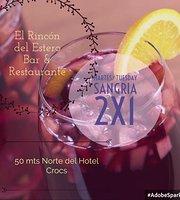 El Rincon del Estero Bar & Restaurante.