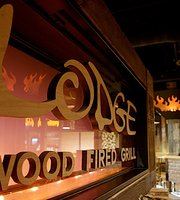 Lodge Wood Fired Grill