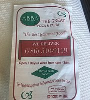 Abba The Great Pizza & Pasta