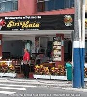 Restaurante Siri Na Lata Grill