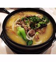 Potato Noodle Soup Of Bai