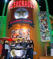 Desperados BBQ Tex-Mex Sports Experts