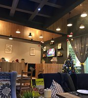 Melbourne. Grill & Sandwich Cafe