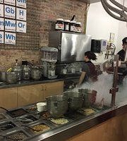 Nitrogen Ice Cream Factory