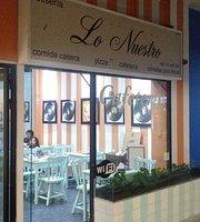 Café Bistró Lo Nuestro