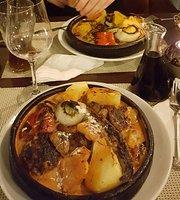 Restaurant Holzofen