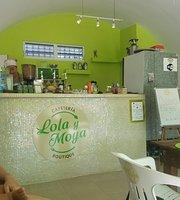 Cafetería Lola y Moya