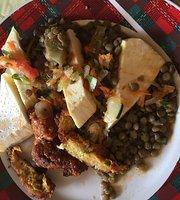 Jah Lamb's Vegetarian