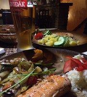 Restaurant and pub Van Morrison
