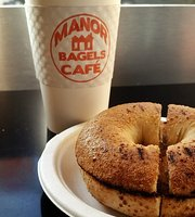 Manor Bagels Cafe