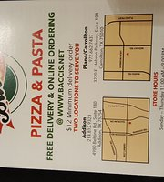 Bacci's Pizza and Pasta