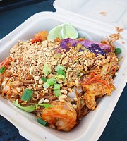 Tuk-Tuk Thai Food Truck