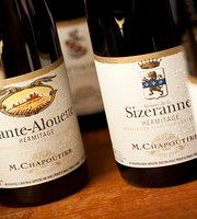 Wine bar M. Chapoutier