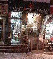 Sun's Organic Garden Tea Shop