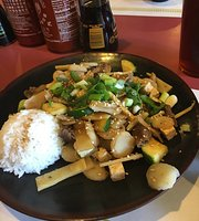 Wok 'N' South Mongolian BBQ