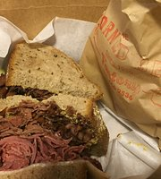 The Corned Beef Factory Sandwich Shop