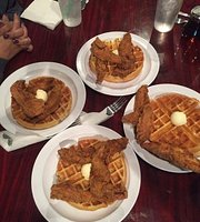 J's Chicken and Waffles