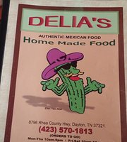 Delia's Authentic Mexican Food