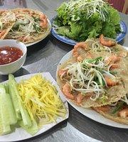 Banh Xeo Tom Nhay Nam Hien