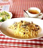 Nama Pasta to Italian Molto Buono Fiore Kawachi Nagano