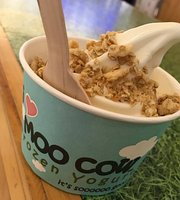Moo Cow Frozen Yogurt