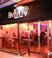 Bakkano Drinks and Food