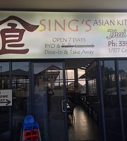 Sings Asian Kitchen