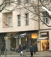 Einstein Kaffee am Adenauer Platz