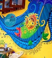 Art cafe Umbrella