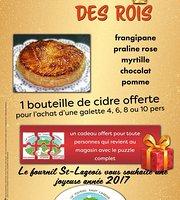 Le Fournil Saint Lageois