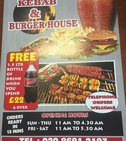 Kebab & Burger House