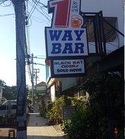 1 Way Bar